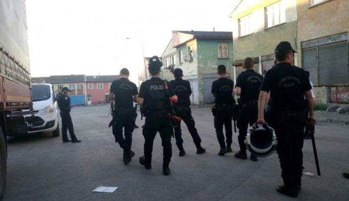 Erzurum'da Suriyeliler ve vatandaşlar arasında kavga çıktı