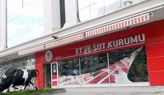 Et ve Süt Kurumu'nun Sahte Mağazaları Ortaya Çıktı