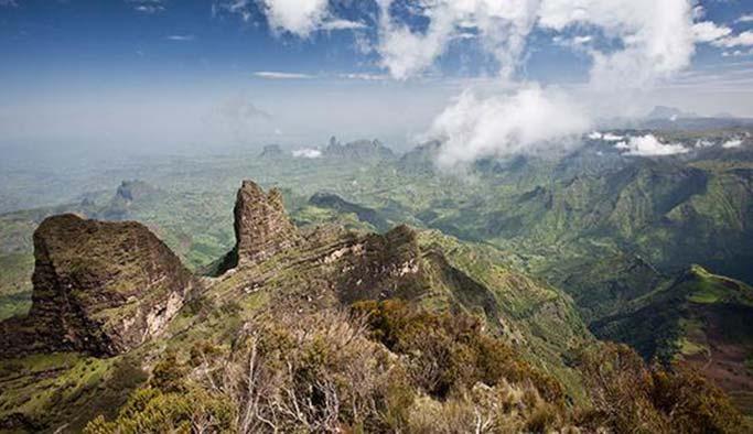 Etiyopya'nın dağı taşı altın çıktı