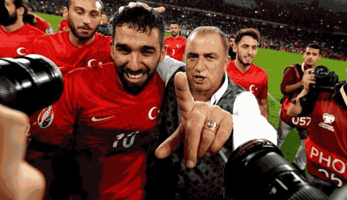 Fatih Terim Arda Turan'ı kamptan kovdu