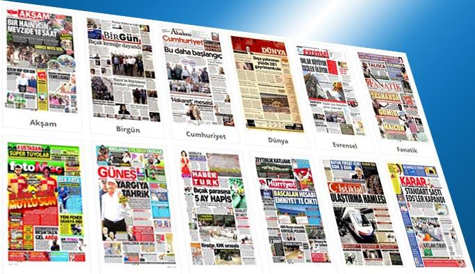 Gazetelerin bugünkü manşetleri 28 Haziran 2017