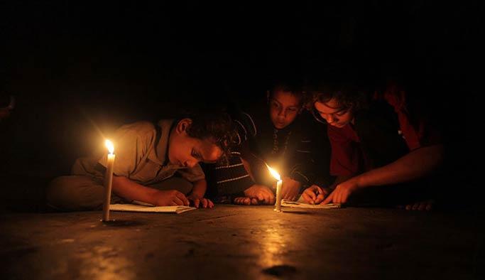 Gazze'deki elektrik krizi tırmanıyor