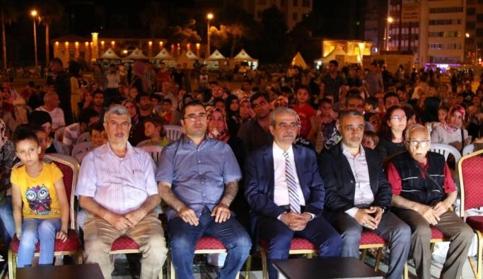 Haliliye'de mehter konserine ilgi büyük oldu