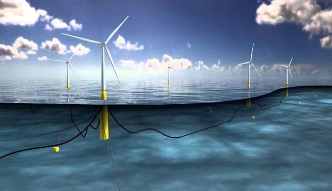 İskoçya'da rüzgar santralleri denize taşınacak