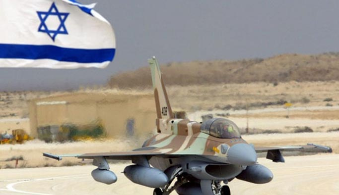 İsrail Suriye ordusuna saldırdı