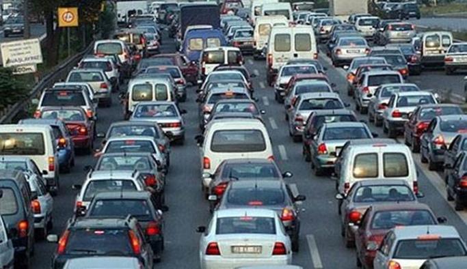 İstanbul'da yol durumu! Güncel trafik bilgisi