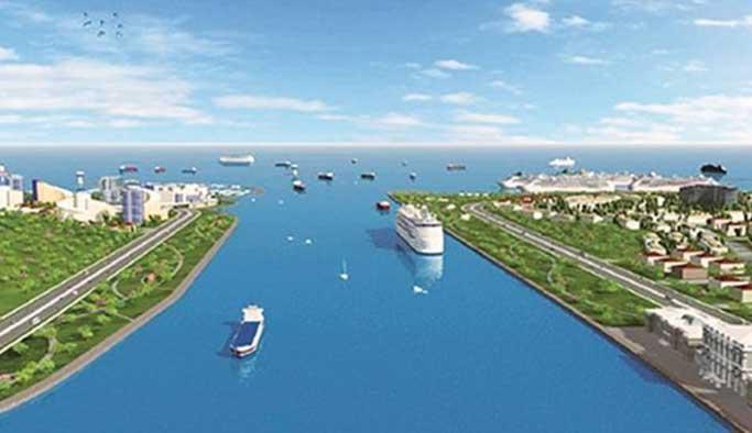 Kanal İstanbul'un adı konut fiyatlarını artırmaya yetti