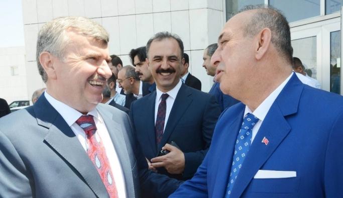 Karamercan'dan Başkan Akyürek'e teşekkür