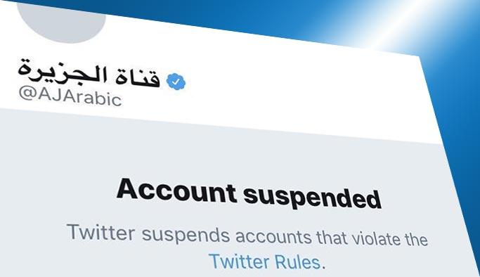 Katar'a bir yaptırım da Twitter'dan