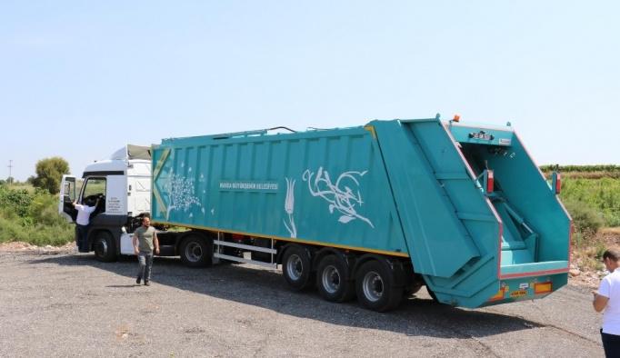 Katı atıklar için araç filosu oluşturuluyor