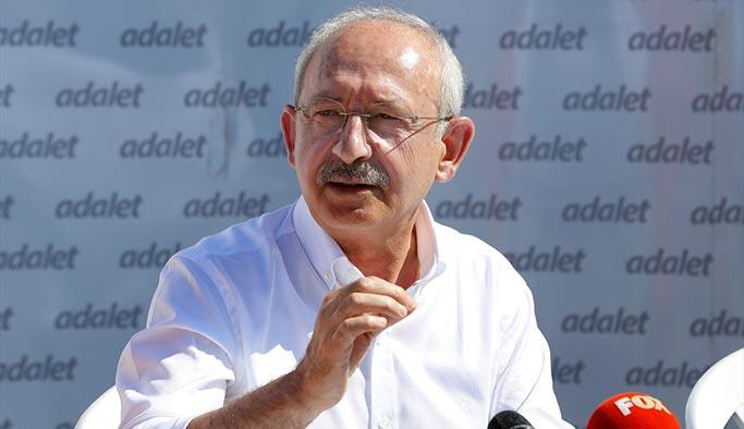 Kılıçdaroğlu'dan Erdoğan'a 'geçmiş olsun' dileği