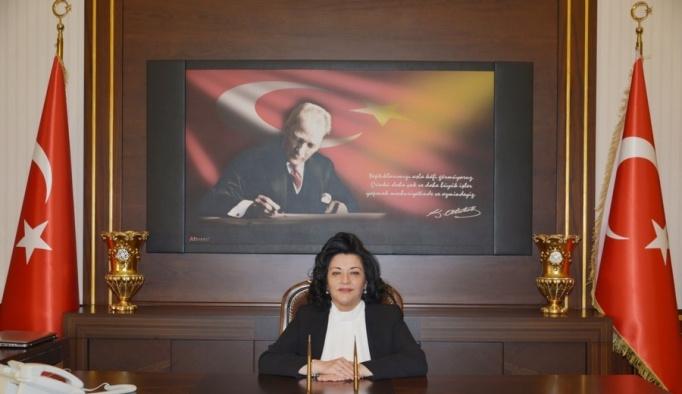 Kırklareli Valisi Civelek'ten veda mesajı