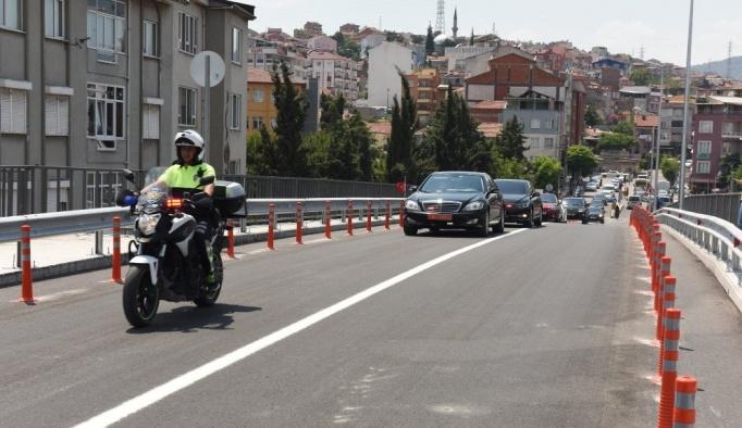 Kocaseyit Kavşağı trafiğe açıldı
