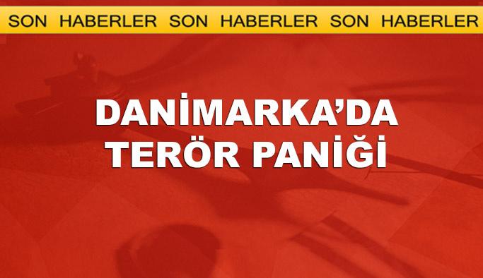 Kopenhag'da terör paniği