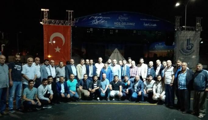 Malatyalılar Genç MASTÖB sahurunda bir araya geldi