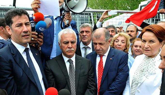 MHP'li muhaliflerden farklı açıklamalar