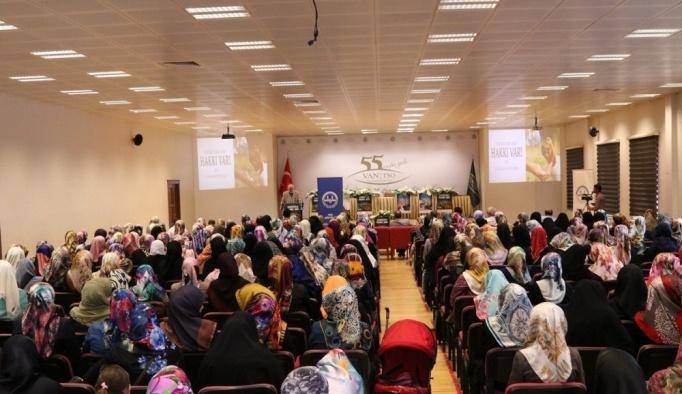 Müftü Arvas'tan Kur'an kursu hocalarına konferans