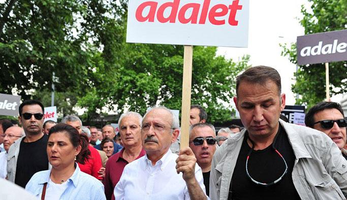 PKK'dan CHP'nin yürüyüşüne destek