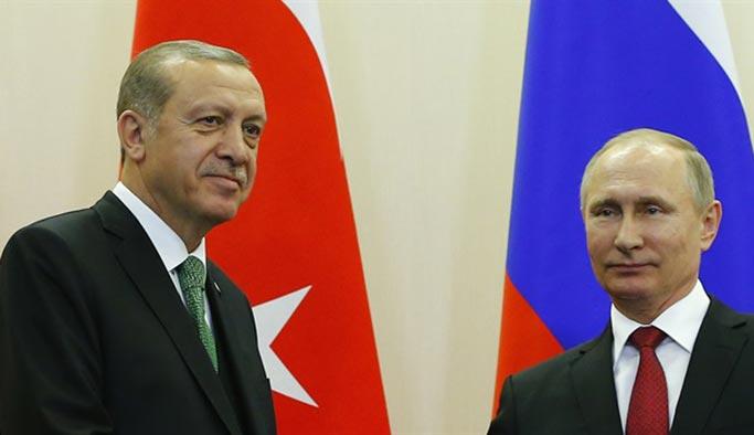 Putin, Erdoğan'a son haberi verdi