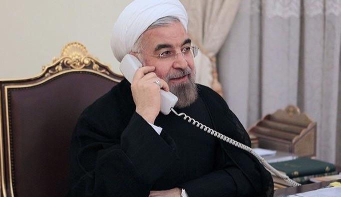 Ruhani, Katar Emirini aradı: Sonuna kadar arkanızdayız