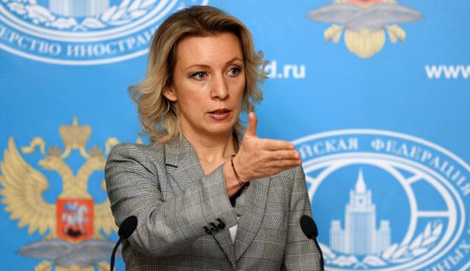 Rusya: ABD'nin kimyasal iddiasının hedefi biziz