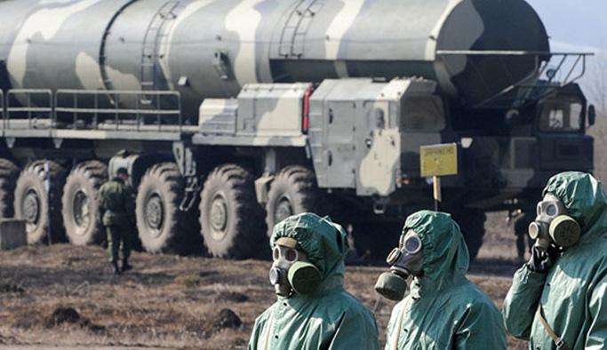 Rusya: Kimyasal silahların yüzde 98'ini imha ettik