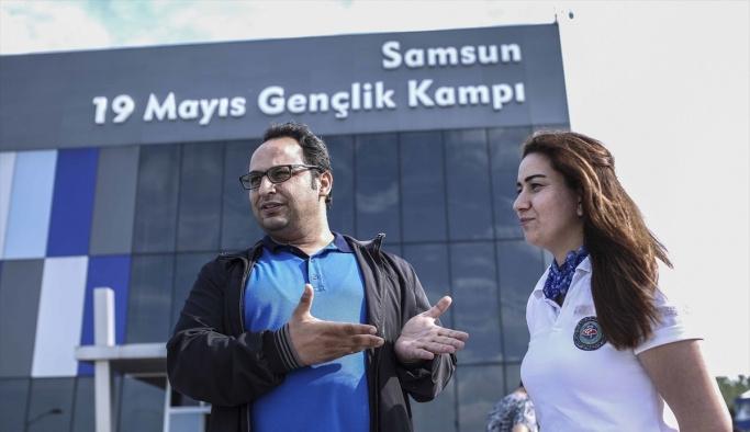 Sağlık çalışanları olimpiyatlara hazırlanıyor