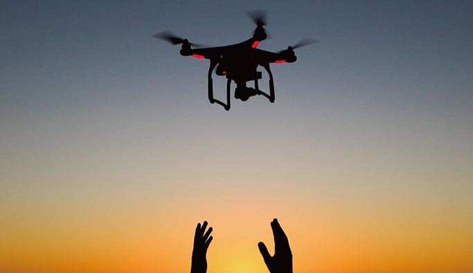 Selfie'den sonra Drone'a da Türkçe kelime aranıyor