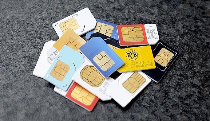 SIM kartlar tarih oluyor