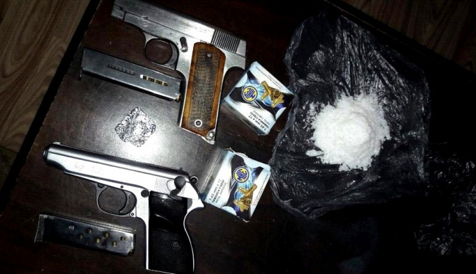 Söke polisi son 1 ayda 45 kişiye uyuşturucudan işlem yaptı