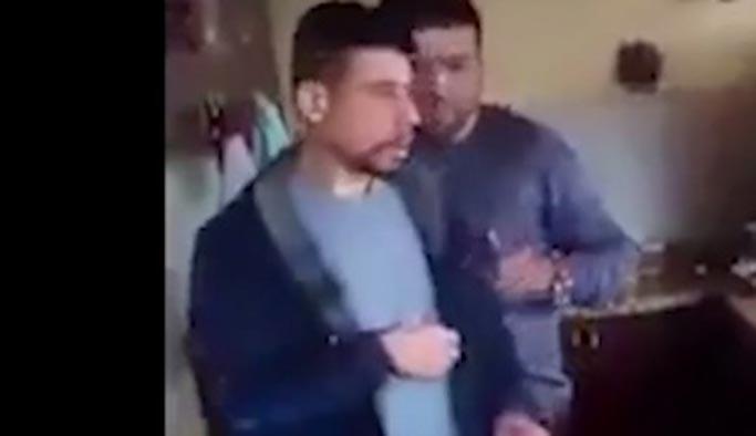 Şortlu kıza saldıran provokatör uyuşturucu bağımlısı çıktı