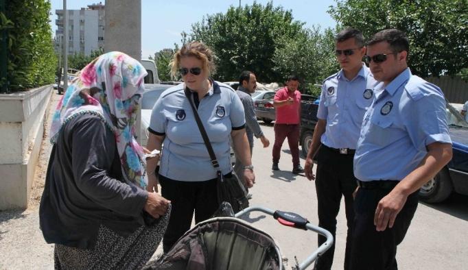 Suriyeli görünümlü Türk dilenciler