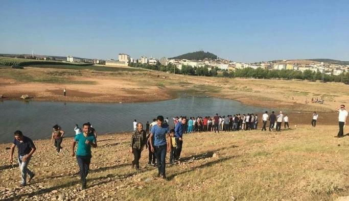Suriyeli genç kız serinlemek için girdiği baraj gölünde boğuldu
