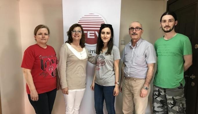 TEV Eskişehir Şubesi öğrencileri Almanya'ya gönderiyor