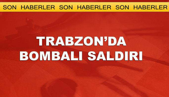 Trabzon'da arama faaliyeti sırasında patlama: 2 asker yaralı