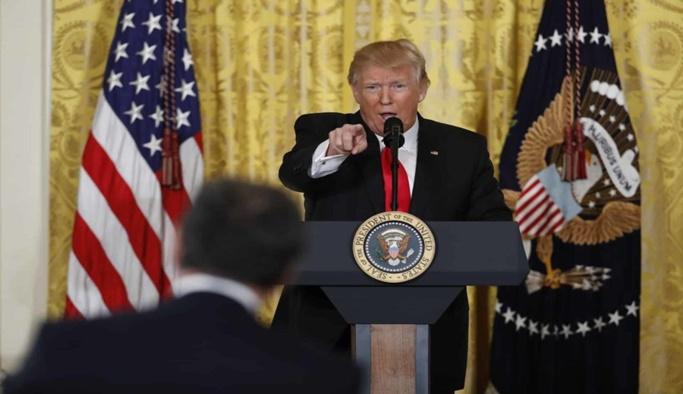 Trump: Ekonomi pozisyonunda fakir insan istemiyorum
