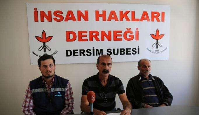Tunceli'de PKK'lı teröristler yol kesip araç yaktı! Araç sahibi öğretmen kayıp