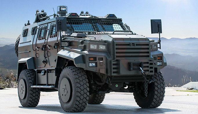 Tunsu ordusu Türk malı zırhlı araç alacak