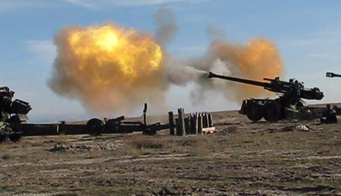 Türkiye YPG'yi vurmaya başladı