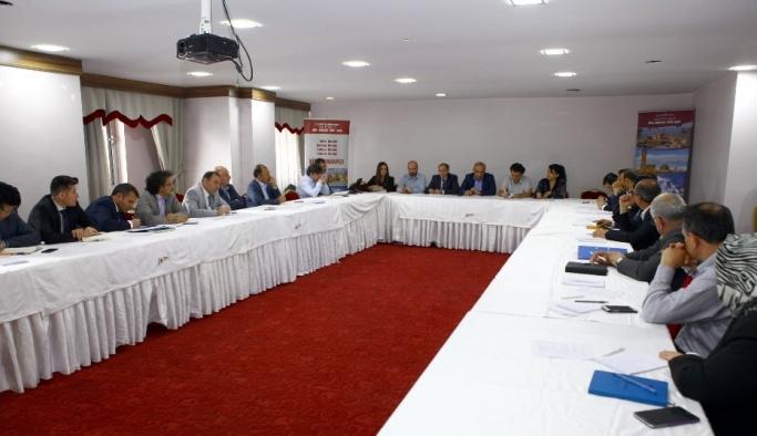 TÜRSAB, Serhat illerinin turizmini geliştirmek için kolları sıvadı