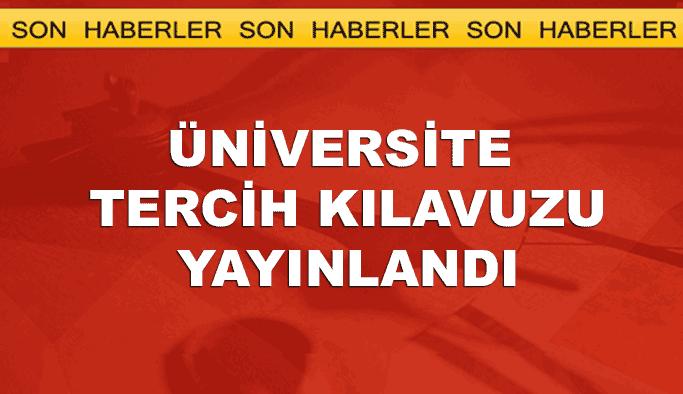 Üniversite tercih kılavuzları yayınladı