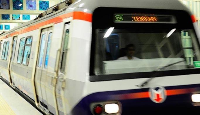 Yenikapı-Hacıosman Metrosunda sürücüsüz dönem