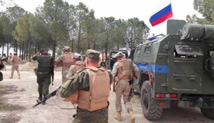 YPG yardım beklerken Ruslar geri çekildi