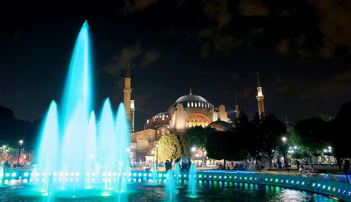 Yunan hükümeti Ayasofya'da Kur'an okunmasından rahatsız oldu