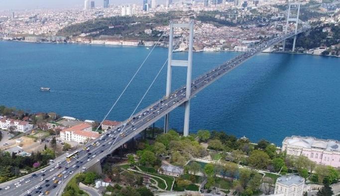 15 Temmuz Köprüsü trafiğe açıldı