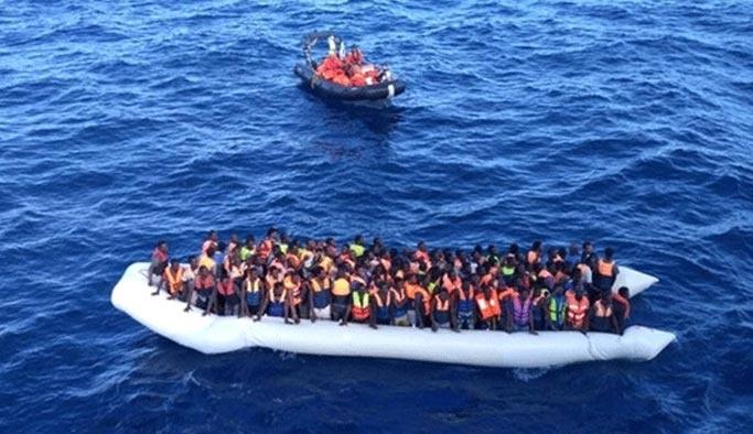 AB çözüm buldu: Libya'ya şişme bot satılmayacak