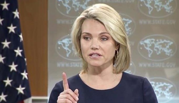 ABD Dışişleri Mescid-i Aksa'yı 'yuvarlak laflarla' geçiştirdi