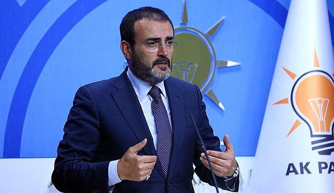 AK Parti'den Tuğrul Türkeş'i sahiplenen açıklama