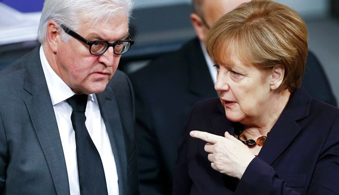 Almanya'dan AB'ye 'Türkiye'ye ekonomik baskıları arttır' çağrısı
