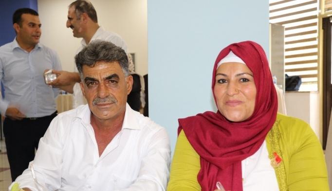 Aşkı Diyarbakır korkusunun önüne geçti